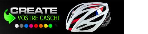 créer votre propre casque vélo
