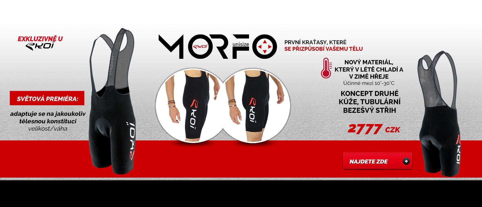 Nouveau cuissard EKOI MORFO