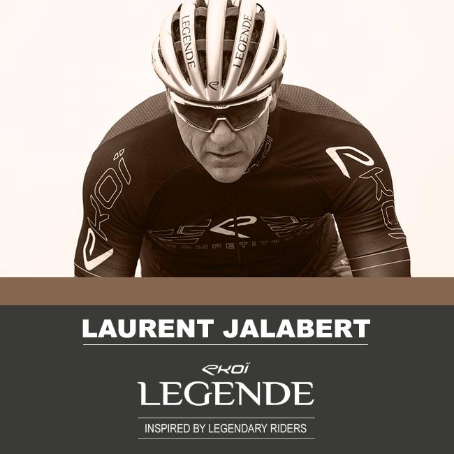 EKOI Legende Laurent Jalabert