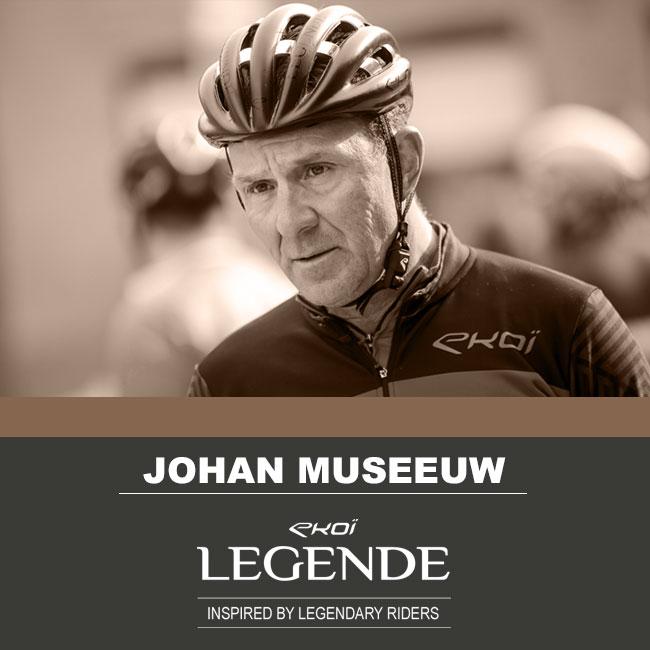 EKOI Legende Johan Musseuw