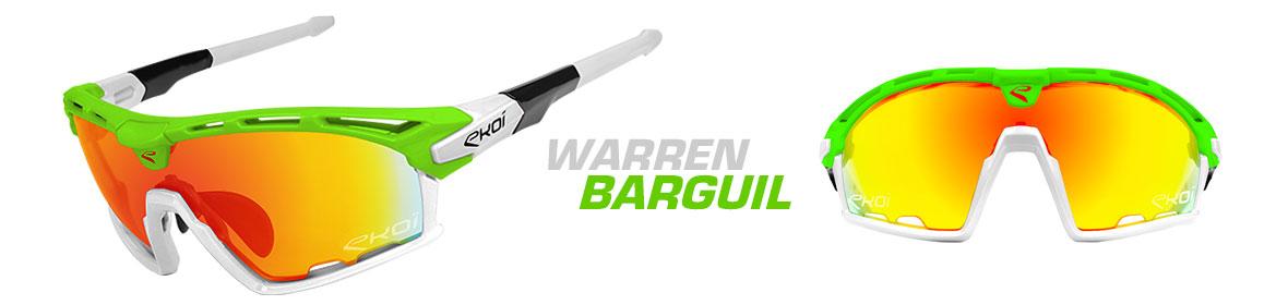 Limited Edition Lunettes EKOI Warren Barguil