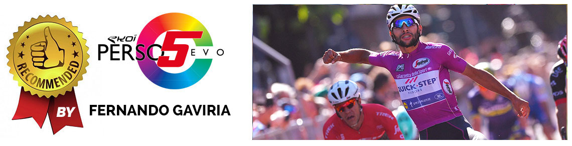 personalizované cyklistické brýle Alexander Kristoff pro tour